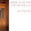Shopping For Stylish Kids in Switzerland Online