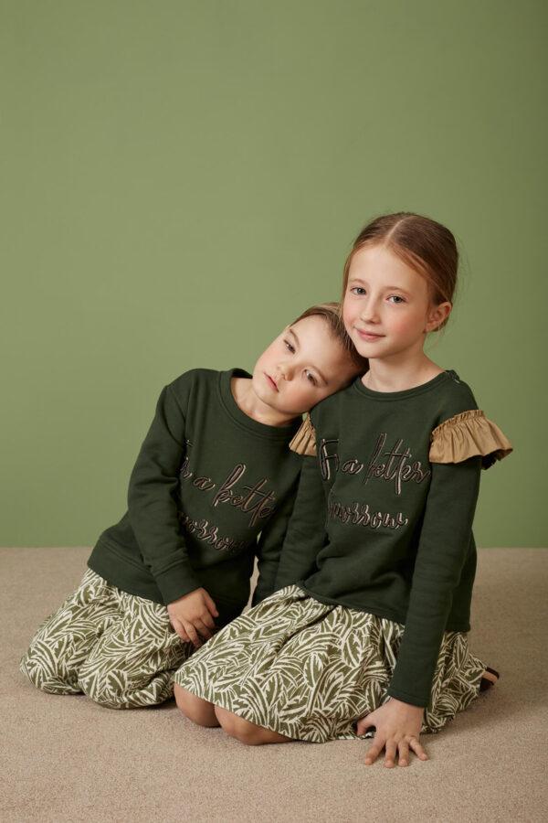 Maxima Sweatshirt Forest Green